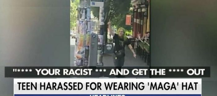 Teen Harassed in Seattle for Wearing 'MAGA' Hat: 'Get the F*** Out of This City!' (Video)