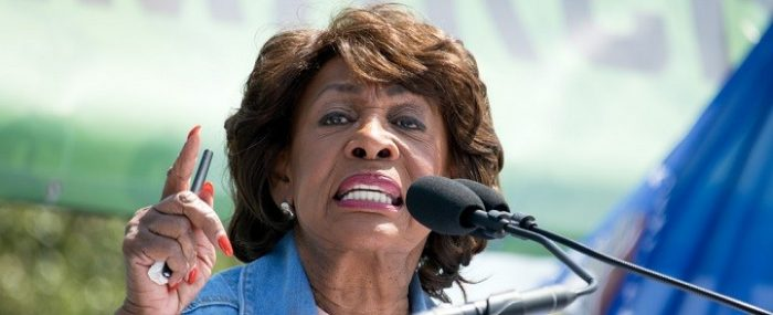 Watchdog Group Wants Maxine Waters Investigated for Inciting 'Mob Violence'