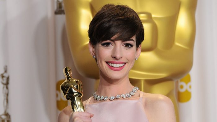 Anne Hathaway Blames 'White Privilege' For Death of Black Teenager in California
