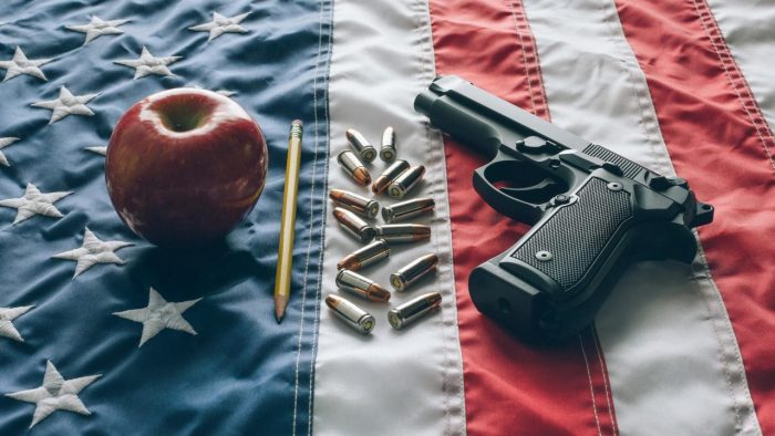 Virginia School Unanimously Votes: 'Only Way For Teachers to Win a Gun Fight, is With a Gun' (Video)