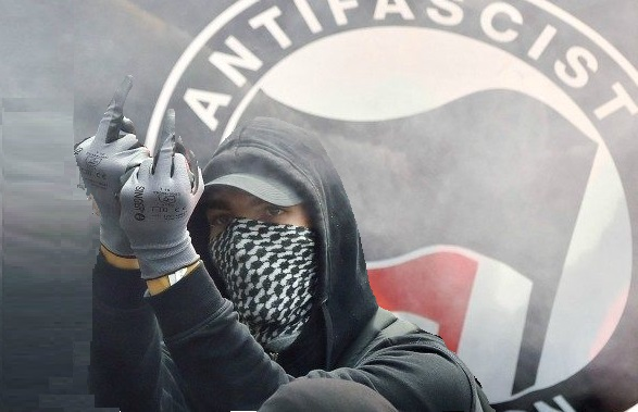 Left-Wing Antifa Terrorists 'Freaking Out' Over Proposed 'Unmasking' Law