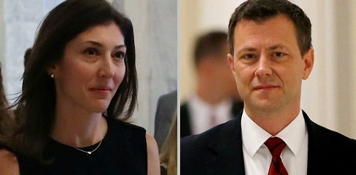 Lisa Page Confirms Peter Strzok Thought Russia Probe Meritless: 'There's No Big There, There'