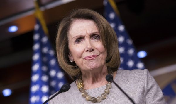 What's Wrong With Nancy Pelosi? Slurring Words, Confused, Stumbles Through Press Briefing (Video)