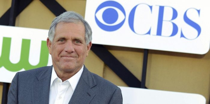 CBS Chief Exec. and #MeToo Figure Leslie Moonves Accused by Six Women of Sexual Assault (Video)