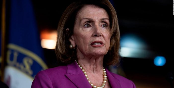Pelosi Condemns Due Process For Students Accused of Sexual Assault on College Campuses
