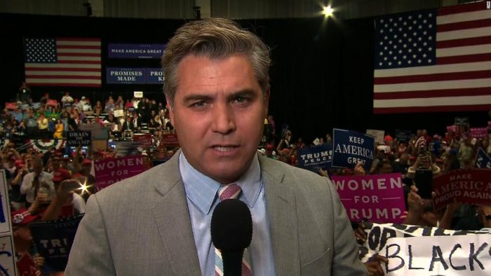 'CNN Sucks!' White House Reporter Jim Acosta Gets Brutal Welcome at Trump Rally (Video)