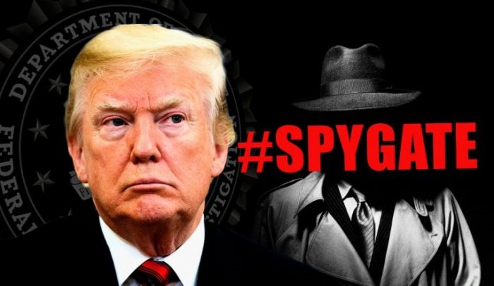 Judicial Watch Sues Defense Department on Behalf of Trump Spygate Whistleblower