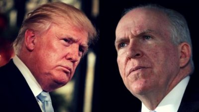 John Brennan is 'Thinking About' Taking Legal Action Over Revoked Security Clearance (Video)