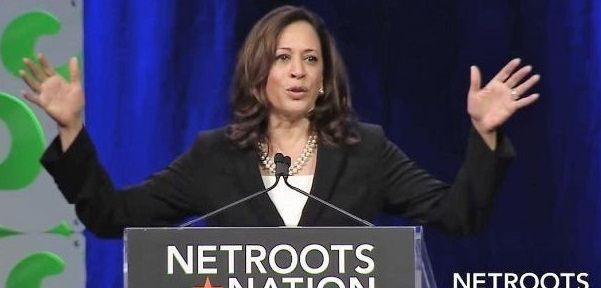 Kamala Harris: I have a Problem With the Term 'Identity Politics' – You Can't Say it Anymore (Video)