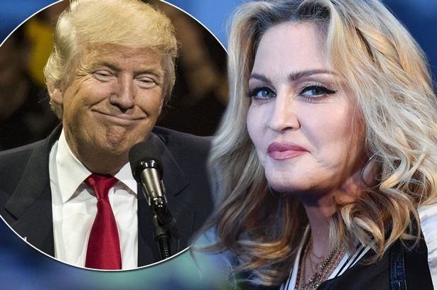 Madonna Implies She Moved Her Family to Portugal Because of President Trump