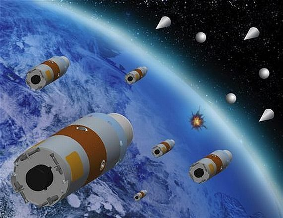 US Military Outlines Plans For Space-Based Anti-Missile Assets