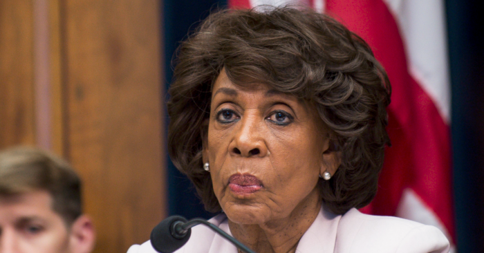 Maxine Waters Hit With FEC Complaint Over Campaign Mailer Money (Video)