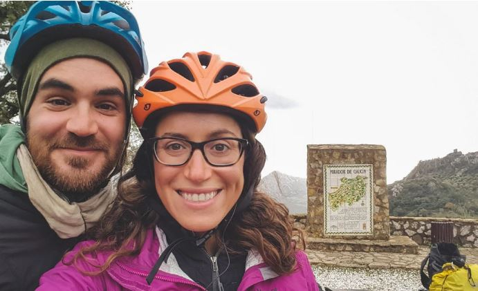 American Couple Bikes Near ISIS Territory to Prove 'Humans Are Kind'… Gets Killed