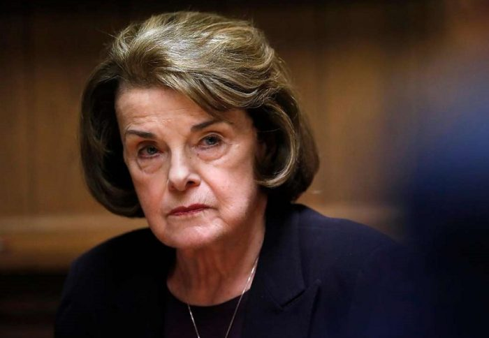 Media Blackout: Senator Dianne Feinstein Employed a Chinese Spy for 20 Years (Video)
