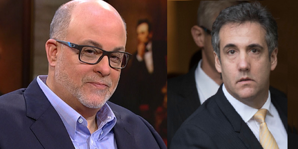 Levin to Michael Cohen's Lawyer: 'Lanny Davis You Blew it, Trump is in the Clear!' (Video)