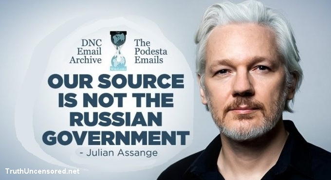 Assange's Senate Testimony Could 'Destroy Conspiracy Theory That Russia Hacked DNC' (Video)