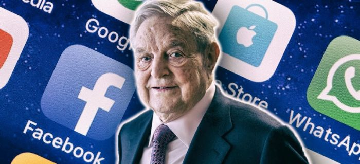 After Bashing Tech Companies, Soros Buys Millions in Facebook, Twitter Stocks