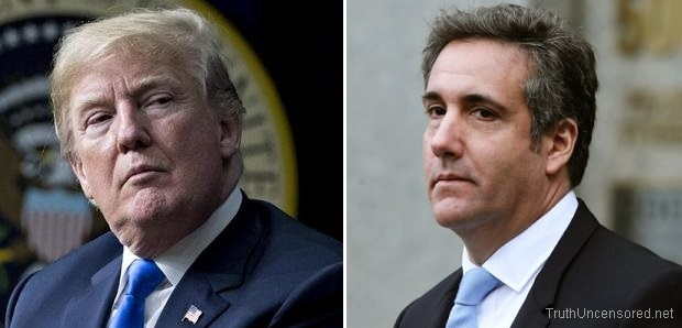 President Trump Accuses Michael Cohen of 'Making Up Stories to Get a Deal'