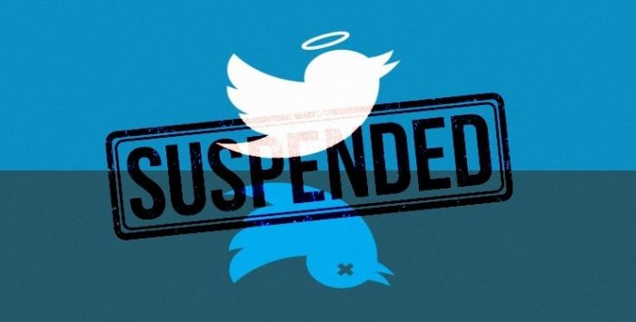 The Attacks Continue: Twitter Suspends Libertarian Accounts, Including Ron Paul Institute Director