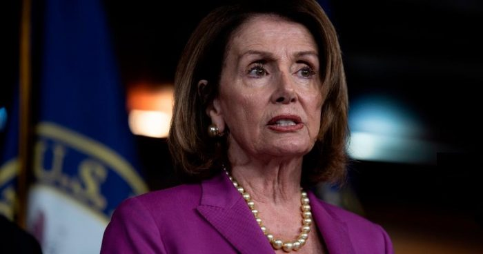 Nancy Pelosi Calls Republicans 'Despicable' in Fundraising Email (Video)