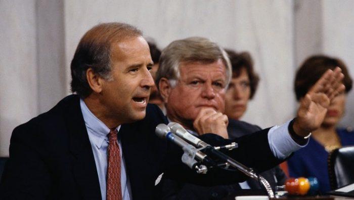 1991 Joe Biden Tape Destroys Democrats Demands For FBI Probe of Kavanaugh (Video)