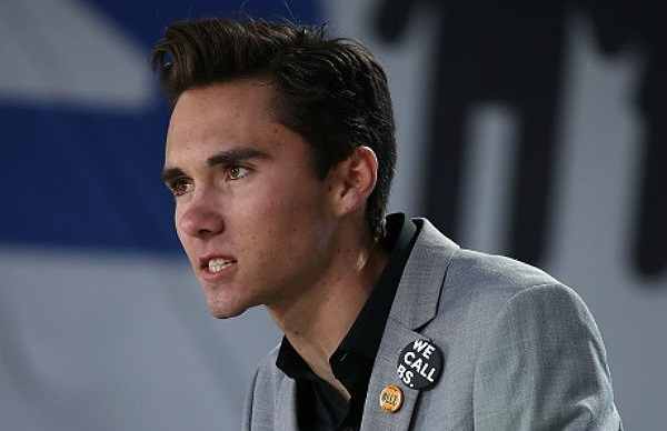 David Hogg Threatens to Destroy Smith & Wesson Unless They Meet His $5 Million Demand