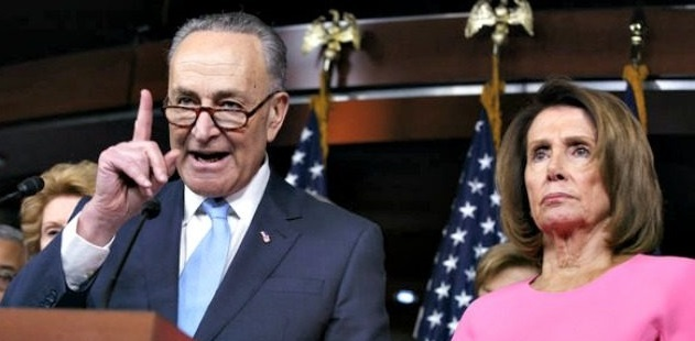 "Chuck Schumer: Democrats Will Impeach Donald Trump ""The Sooner the Better"" (Video)"