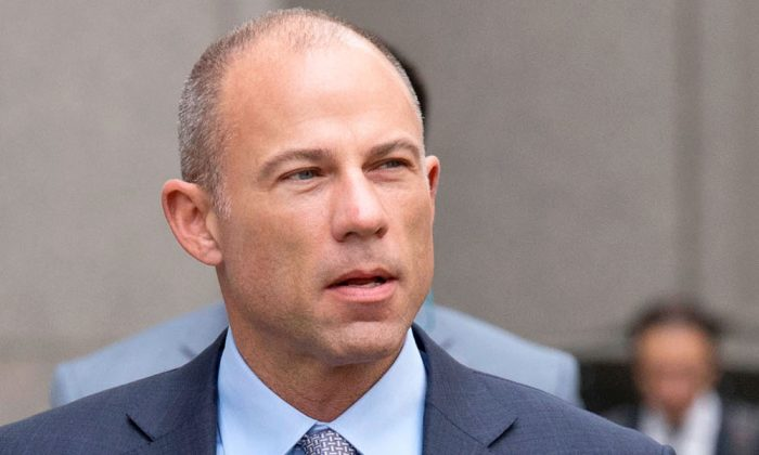 Avenatti Locks Twitter Account After Admitting Kavanaugh Accuser May Not Come Forward