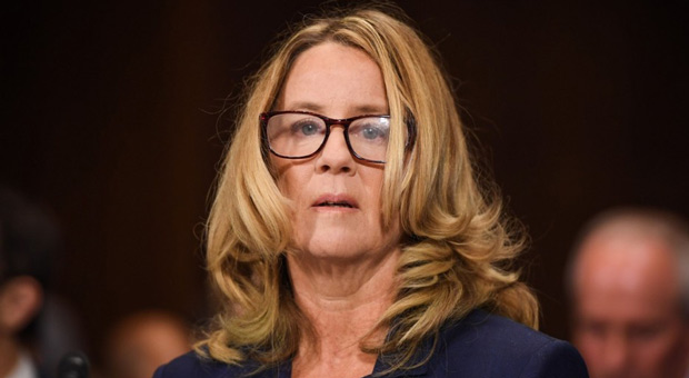 Ford Claims Memory of Kavanaugh Assault Triggered by Meltdown Over Remodeling (Video)