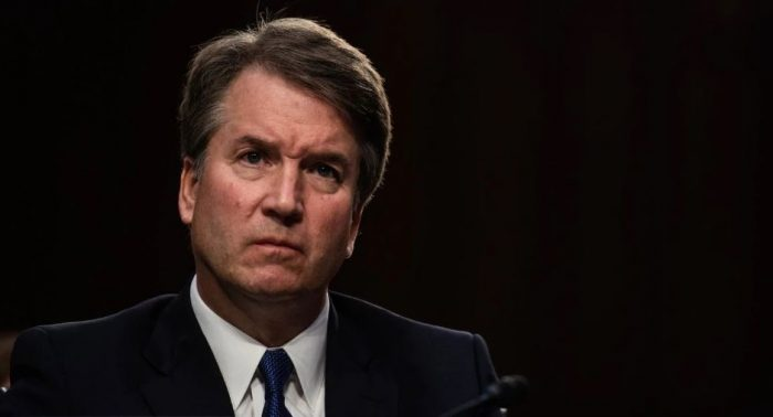 Left Mocks Kavanaugh For Crying During Testimony: 'Fake,' 'Unhinged,' 'Too Emotional'
