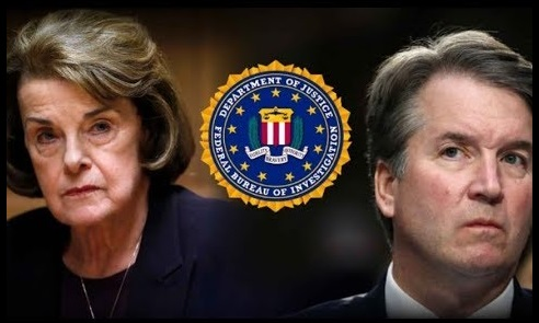 Dianne Feinstein's Desperate Attempt to Block Kavanaugh's Nomination Fails