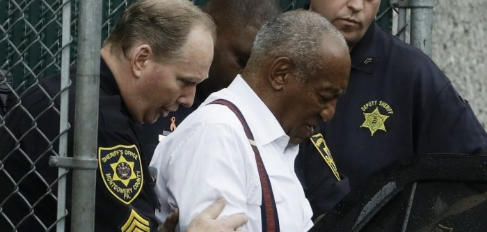 Bill Cosby Sentenced to 3 to 10 Years for Sexually Assaulting Andrea Constand (Video)