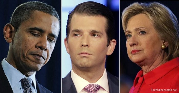 Collusion: Evidence Mounting Trump Tower Meeting Was to Set Up Don Jr.