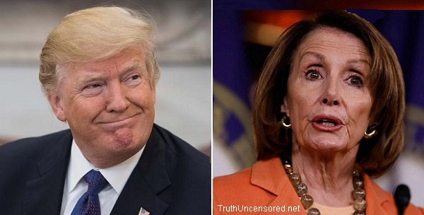 Nancy Pelosi Trashes President Trump's 'Greatest of All Time' Jobs Report