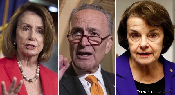Dems Declare War on Kavanaugh and Question the 'Legitimacy' of the Supreme Court