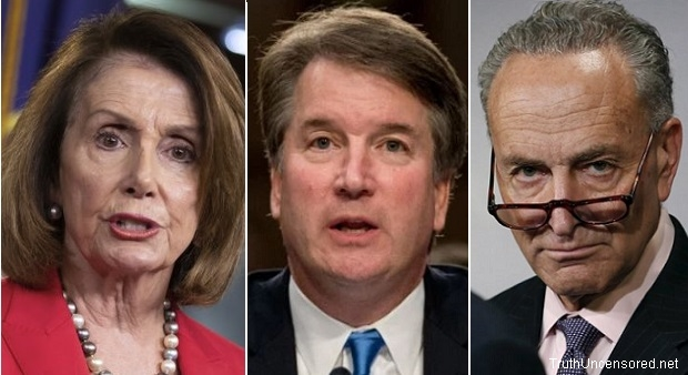 Dems New Strategy: Kavanaugh's Outburst Over His Life Being Destroyed Disqualifies Him (Video)