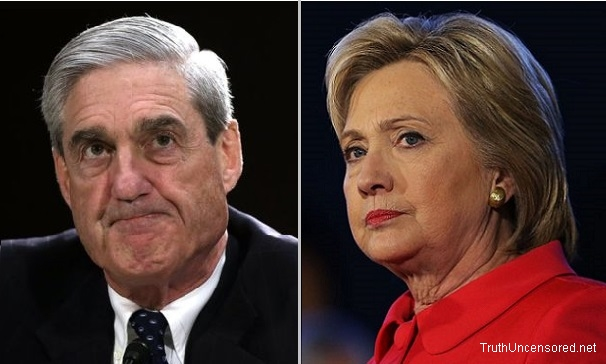 FBI Documents Detail Clinton and Mueller's Own 'Russiagate' – Only Problem is, They're Classified