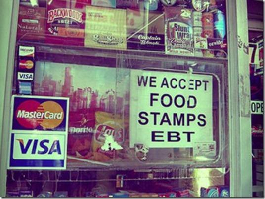 'International Terrorism' Funded Through US 'Food Stamp' Program
