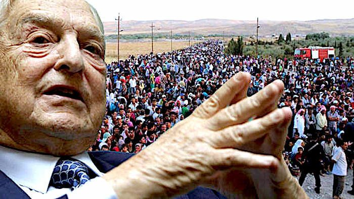 Soros-Funded Lawyers Helping Caravan Migrants Get Asylum in the United States
