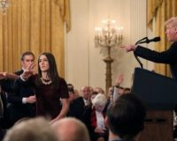 CNN Sues Trump Demanding He Restore Jim Acosta's White House Credential