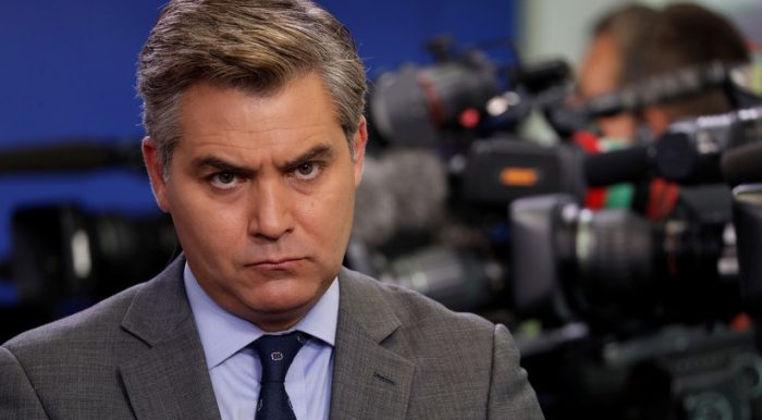 White House Restores CNN Acosta's Pass But Imposes Strict Conduct Rules
