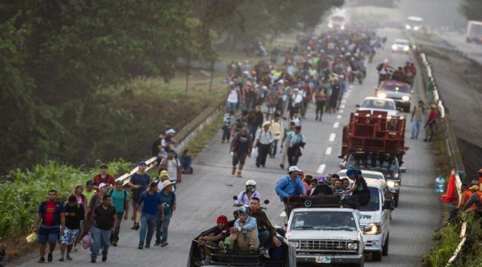 They Are Coming: Migrant Caravan Resumes March to US Border (Video)