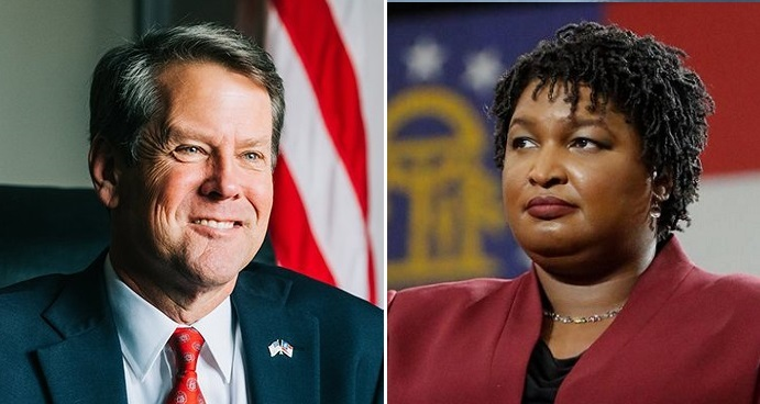 Defeated Democrat Stacey Abrams Refuses to Call Brian Kemp Legitimate Georgia Gov-Elect (Video)