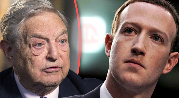 George Soros Foundation Takes Aim At Facebook, Calls For Congressional Oversight