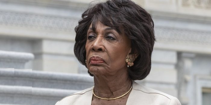 Maxine Waters Threatens Vengeance If Democrats Take The House (Video)