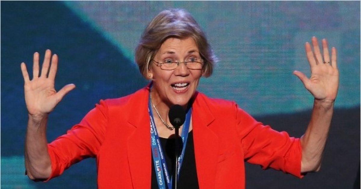 Elizabeth Warren Admits: 'I'm Not A Person Of Color' (Video)