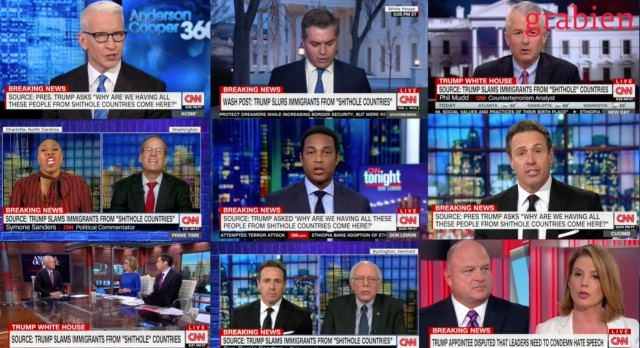 18 Of The Most Mortifying Mainstream Media Moments Of 2018 (Video)