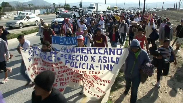 Caravan Migrant Groups Demand $50,000 Each To Go Home, Or Be Allowed Into The United States