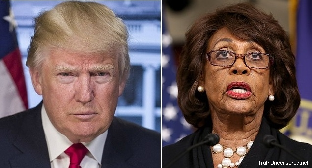 Maxine Waters: 'I Told You Trump Is A Criminal – Now He Must Be Impeached' (Video)