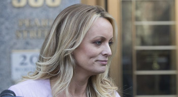 Judge Orders Stormy Daniels To Pay President Trump $293,000 In Legal Fees